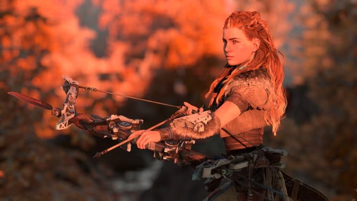 Horizon-Zero-Dawn-E3-2015-Aloy-stalking