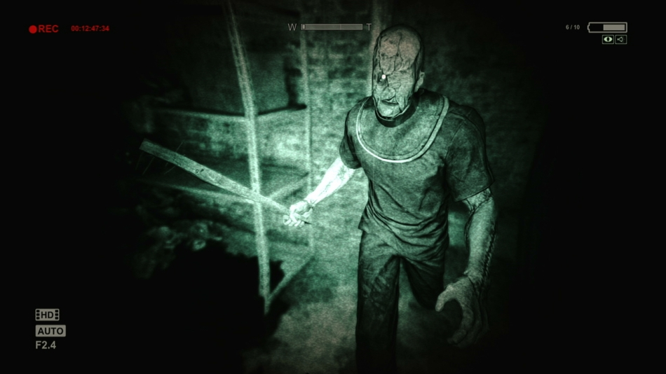 outlast inmate
