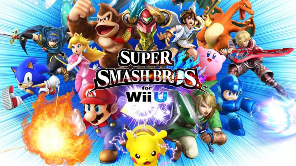 33 - SSB Wii u