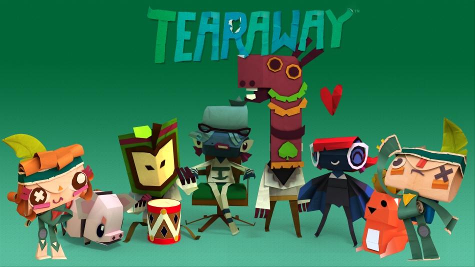 74- tearaway