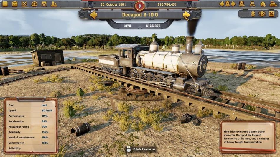 2- railway