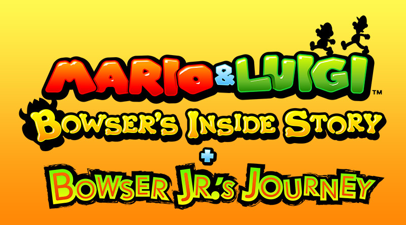 Mario & Luigi's Inside Story + Bowser Jr.'s Journey