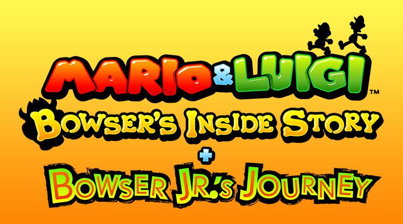 Mario & Luigi's Inside Story + Bowser Jr.'s Journey