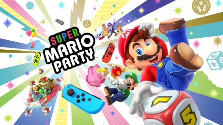 39. Super Mario Party